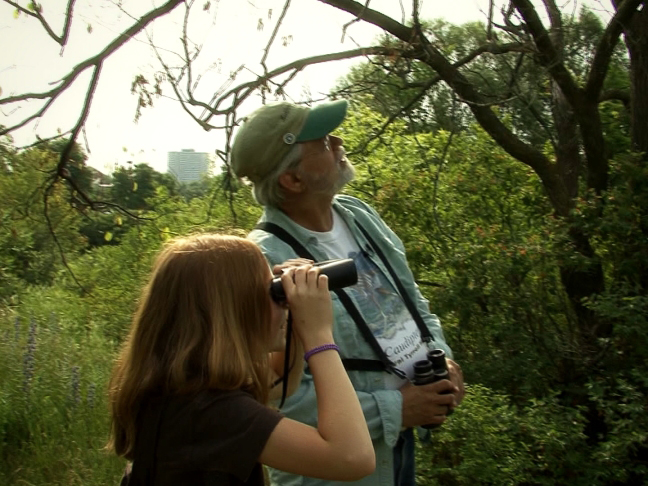 Maggie and Dave Moore Explore Britannia Conservation Area