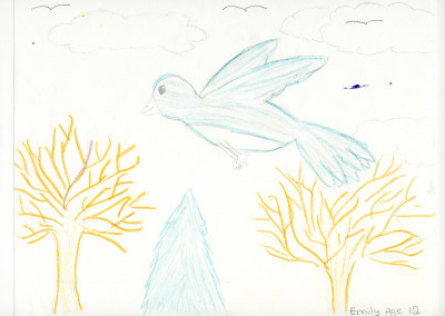 Emily - Blue Bird